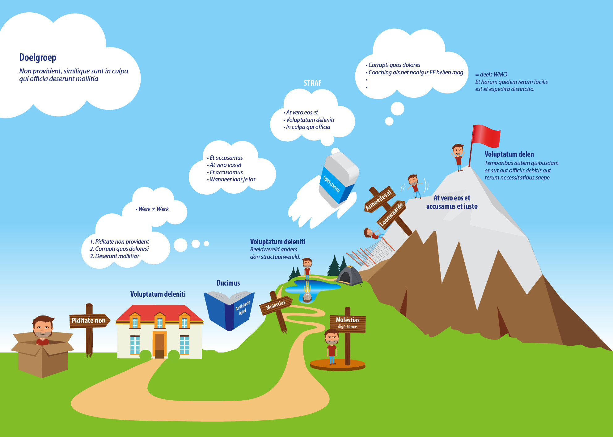 infographic-mountain-illustratie